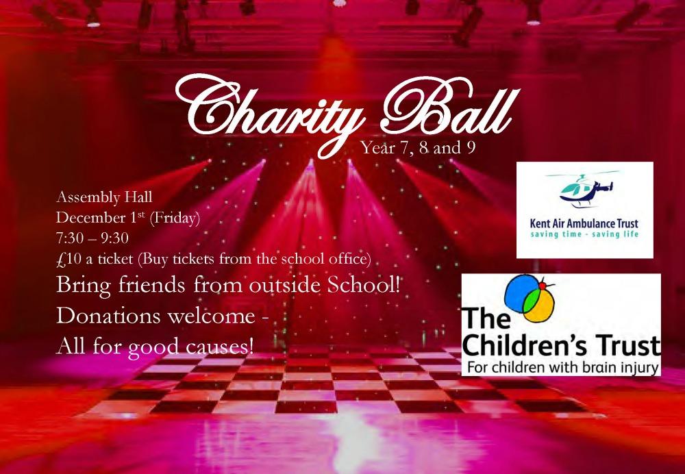 Bethany School charity ball