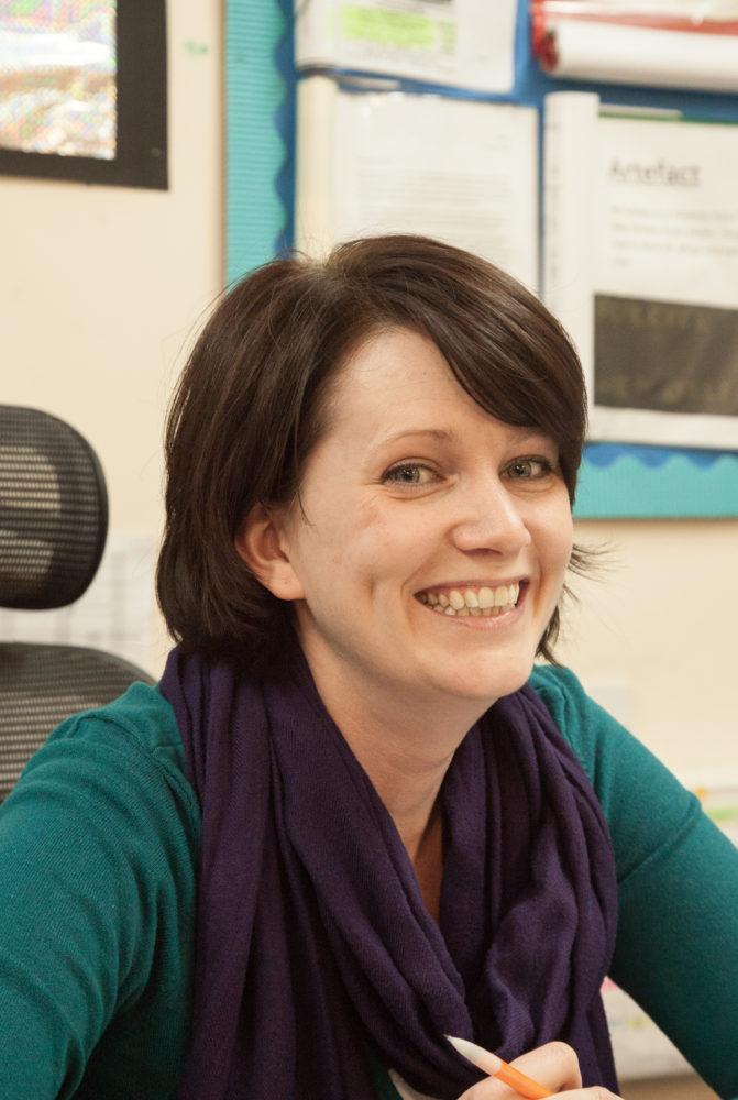 Claire Mills, Bethany School