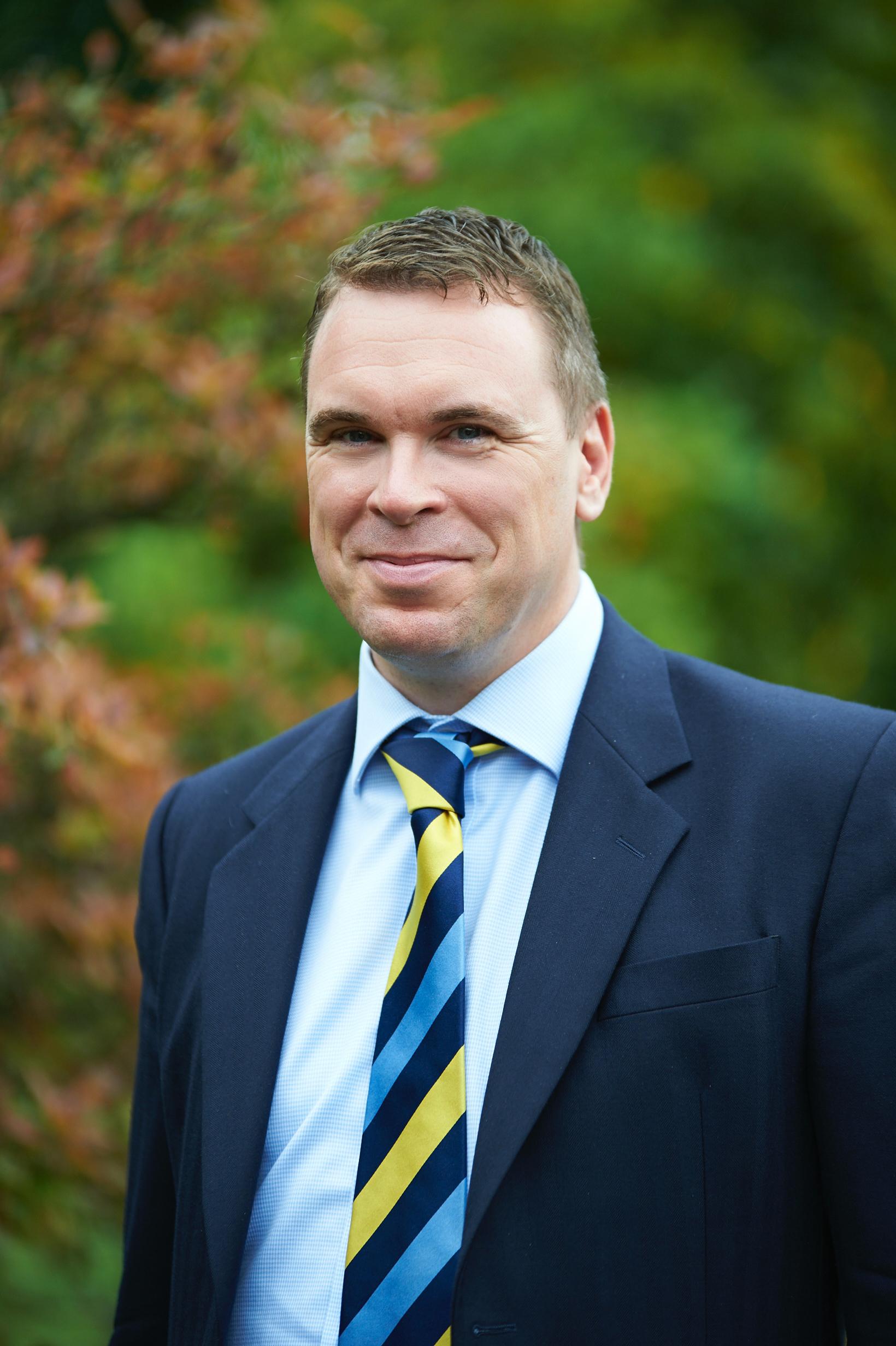 Steve Winter, Deputy Head