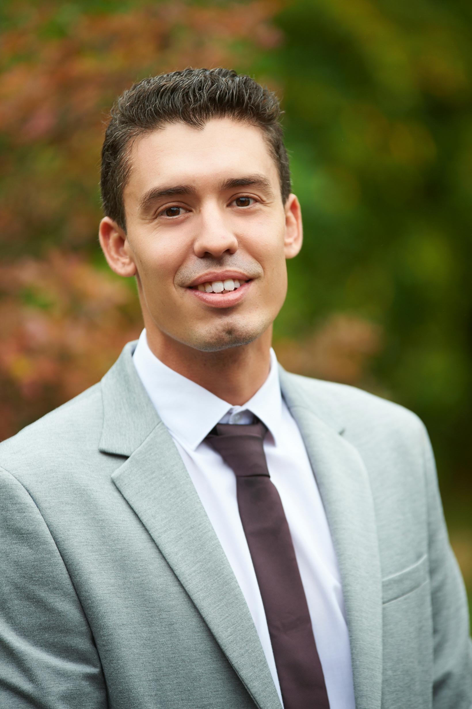 Alejandro Garcia, Teacher of Spanish